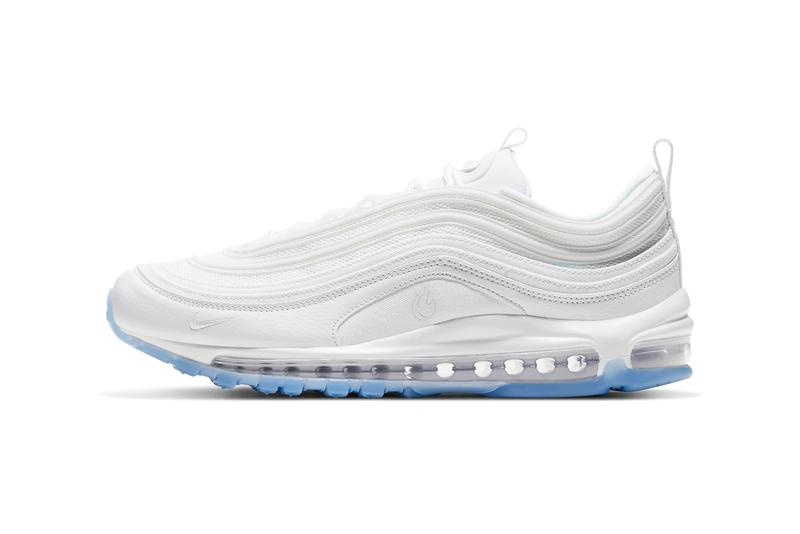 nike air max 97 white ice blue CT4526 100 release date info photos price fire graphic flame emoji