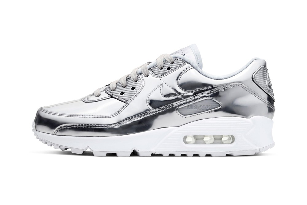 nike air max day 2020 90 2090 reverse duck camo CW6024 600 metallic gold silver by you release dates info photos price