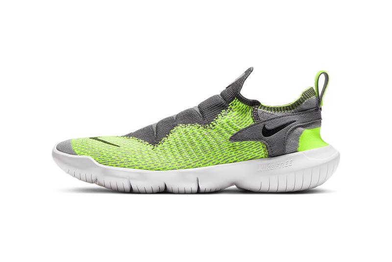 nike free run flyknit 3 0 2020 light armory blue dark smoke grey lime black fog bolt iron aura CJ0266 001 002 400 release date info photos price