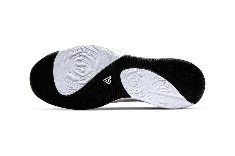 Nike Kyrie 6 EP Zoom Freak 1 Oreo Release BQ4631-100 BQ5423-101 kyrie irving giannnis antetokounmpo nba national basketball association