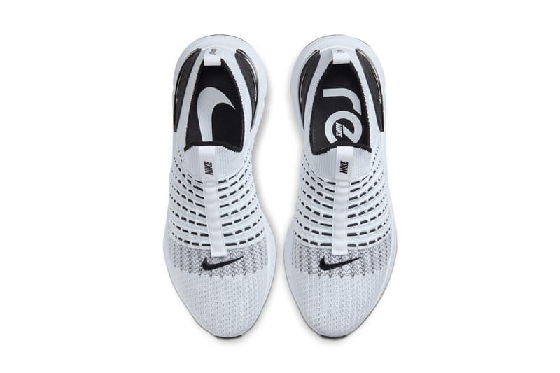nike react phantom run flyknit 2 true white black pure platinum CJ0277 001 100 release date info photos price