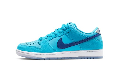 """Nike SB Dunk Low """"Blue Fury"""" Gets Official Look and Release Date"""