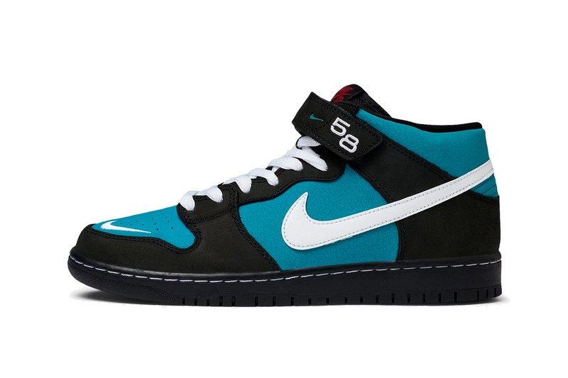 "mudo Fortalecer grado  Nike SB Dunk Mid Pro Returns in ""Freshwater"" – HB Resell Market"