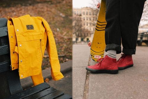 Nike SB Orange Label Crafts Collection for Leo Baker