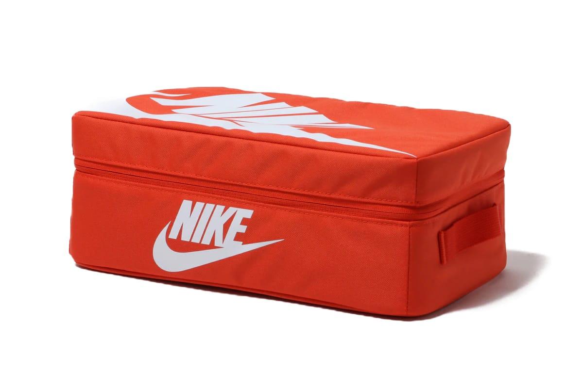 Nike Sportswear Shoe Box Bag Release
