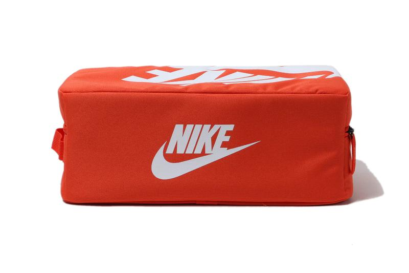 nike shoebox bag, <b> Nike drops streetwear bag designed like its iconic shoebox </b>