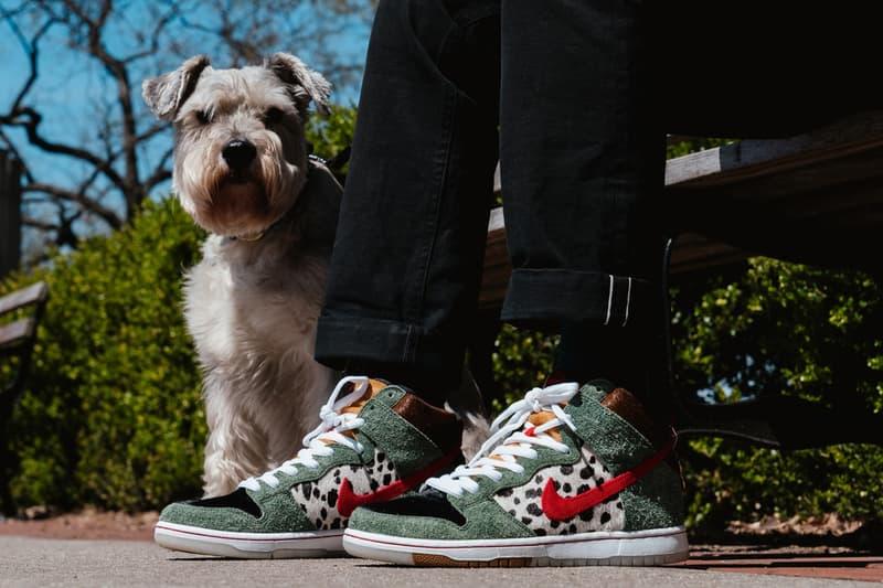 nike snkrs march april 2020 restock dunk viotech plum sb high rivals pack dog walker air jordan 1 nyc to paris twist release date info photos price