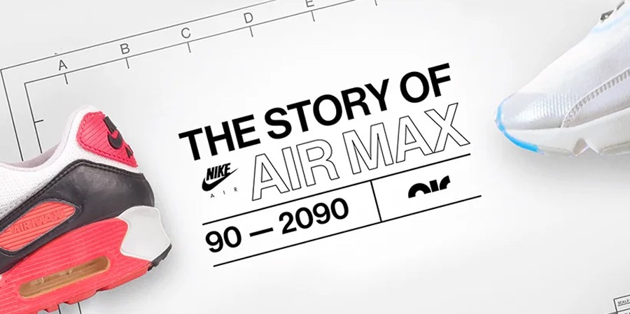 Nike Premieres 'The Story of Air Max: 90-2090' Documentary