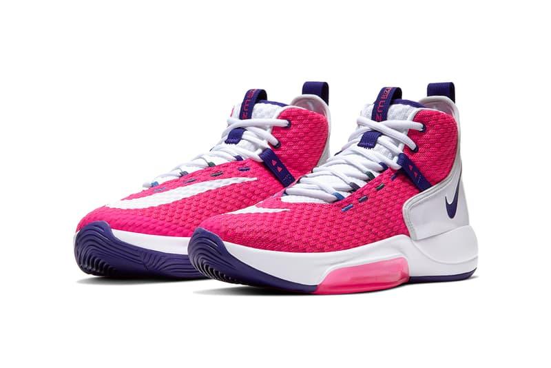 clímax pistola jalea  Nike Zoom Rise & LeBron Soldier 13