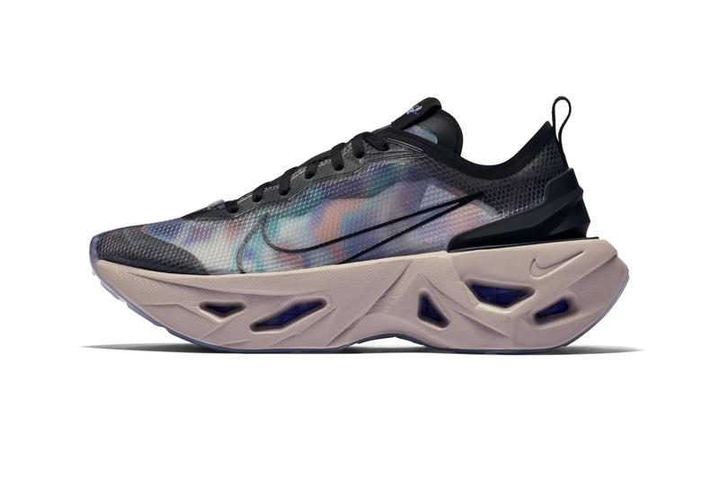 Nike Zoom X Vista Grind Night Aqua shoes sneakers kicks trainers runners spring summer 2020 collection menswear streetwear swoosh footwear chunky technical iridescent reflective