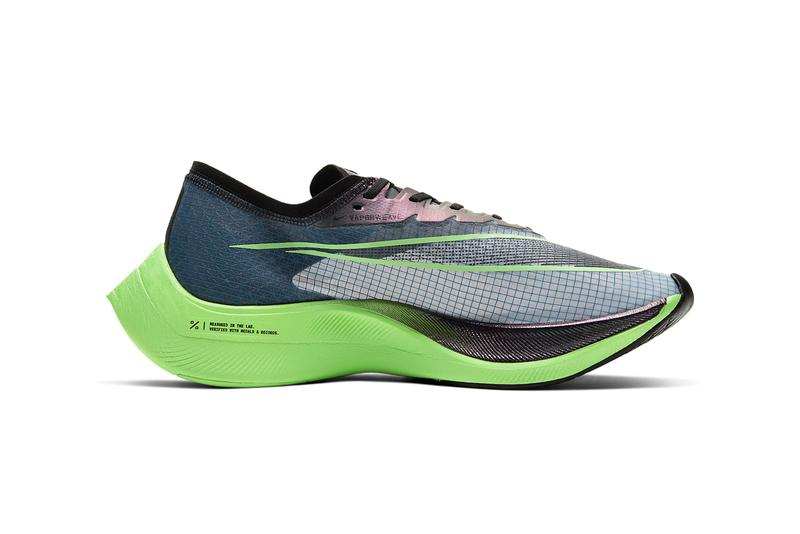 nike zoomx vaporfly next percent Valerian Blue Black Vapour Green AO4568 400 release date info photos price
