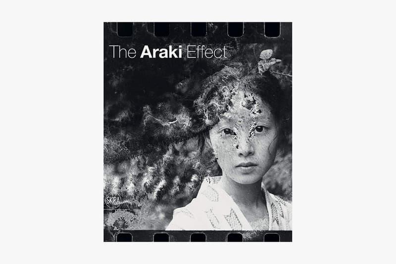 nobuyoshi araki the araki effect skira book editions