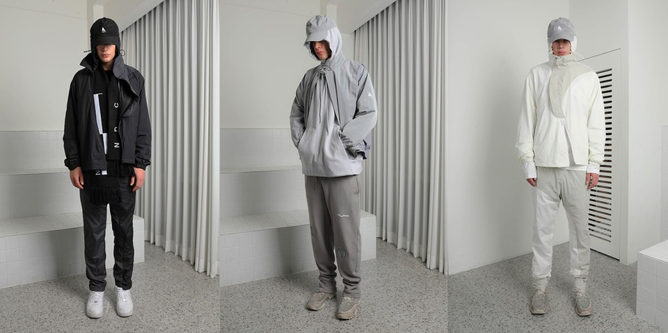 NONDISCLOTHES Leans Toward Techwear for SS20