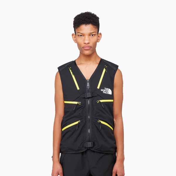 The North Face Black Series Vest in Black