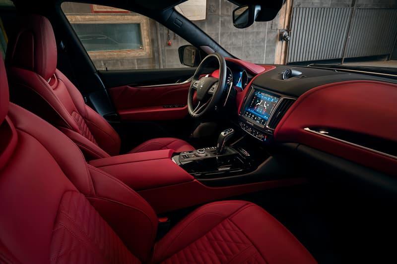 NOVITEC ESTESO Maserati Levante Customization Upgrades Power Widebody Kit New Look Automotive Tuning V8 SUV Sports Utility Vehicle Italian Design Ferrari Engine