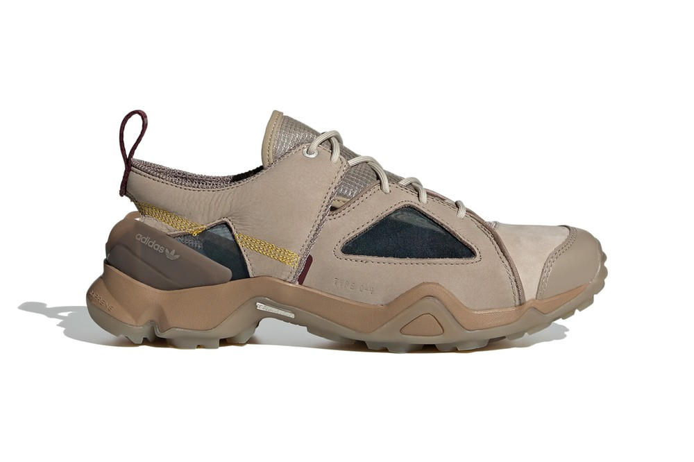 oamc adidas originals type o 4 trace khaki stone legacy blue FV7639 supplier color off white light brown FV7638 release date info photos price