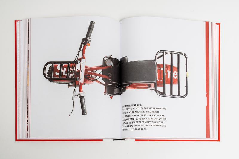 'Object Oriented: An Anthology of Supreme Accessories from 1994-2018' Book Collector's Item Byron Hawes Catalogue Pictures 25 Year History Spanning Works New York Skateboarding Brand