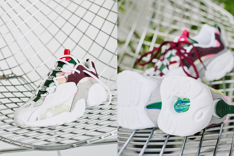 off the hook oth reebok electro 3d 97  green burgundy grey white release date info photos price