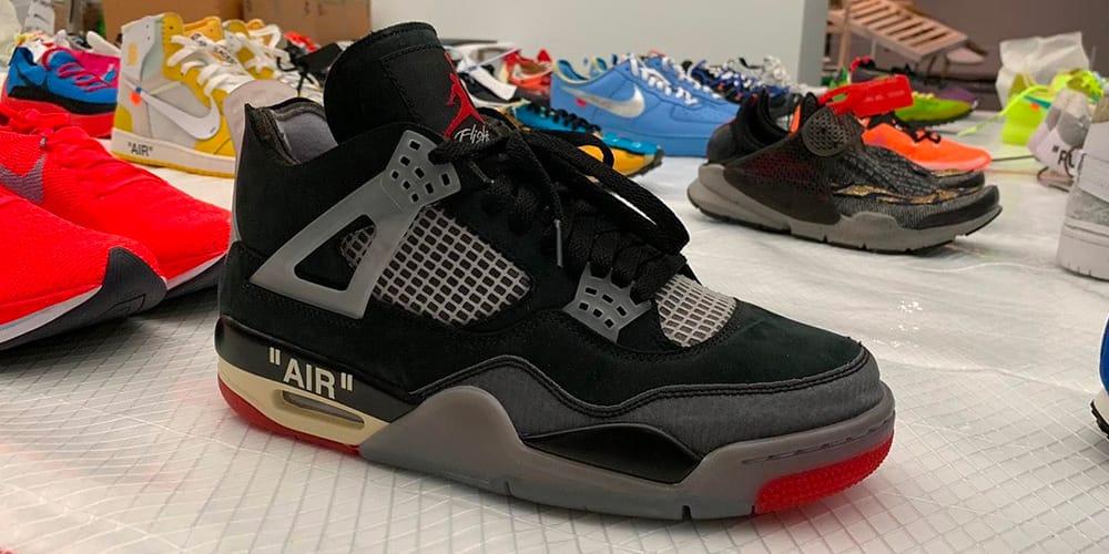 Off-White™ x Air Jordan 4 \