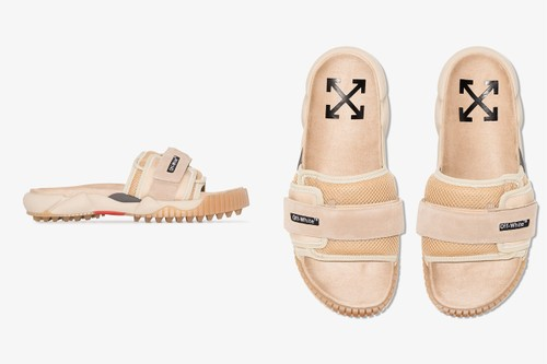 Off-White™ Recreates the ODSY-1000 in Sandal Form