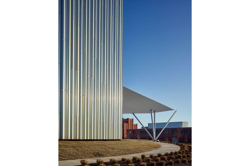 Oklahoma Contemporary Arts Center Opening Rand Elliott Architects Building