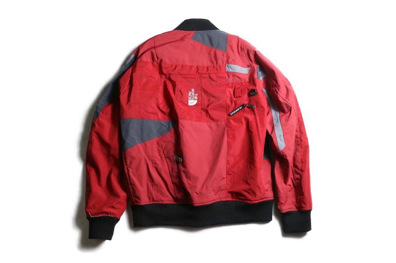 OLD PARK Japan Upcycled Patchwork Flight Jackets patagonia the north face nike spring summer 2020 ss20 collection release date info vintage sportswear outdoors gear
