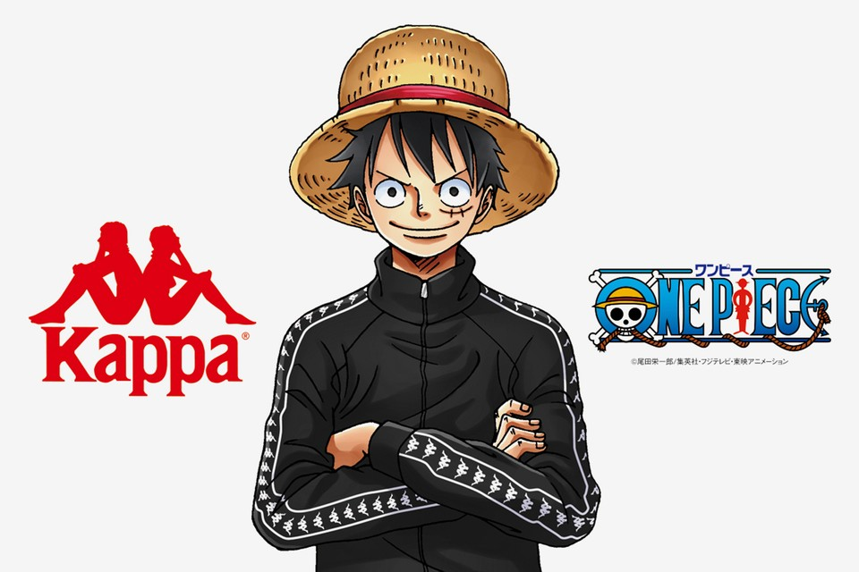 One Piece X Kappa Capsule Collection Release Hypebeast