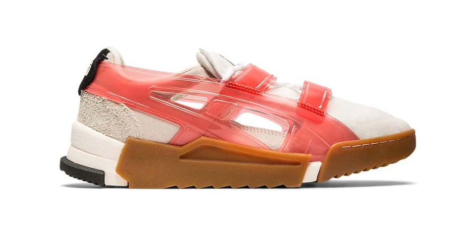 Onitsuka Tiger Releases Big Logo Runner Featuring Exaggerated Stripes