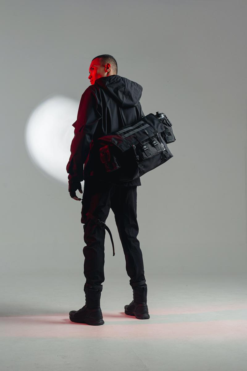 "ORBITGear ""CORE20.1 Series"" Collection Messenger Bags Backpacks MOD Systems Black Accessories"