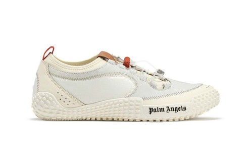 Palm Angels Releases Deconstructed Slip-On Sneakers