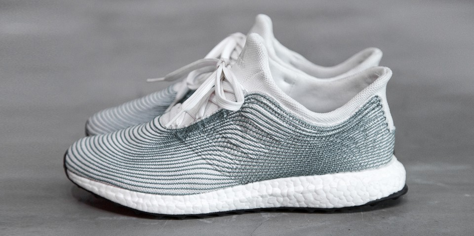 Take a First Look at a New Parley x adidas UltraBOOST Uncaged