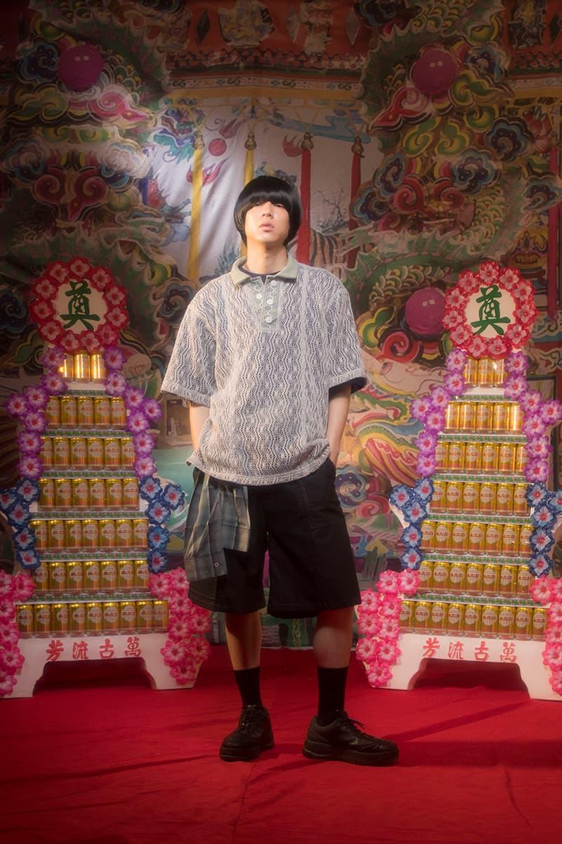 "PLATEAU STUDIO Spring/Summer 2020 ""FAREWELL"" Collection Lookbook Release Information Taiwan Taipei Brand Menswear Shirts Cargo Pants"