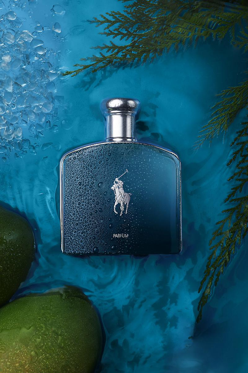 "Polo Ralph Lauren Debuts ""Deep Blue"" Eau de Parfum First Look Fougere Aromatic Fragrances Launch Release Information Smells Spring Scents Gifts Cool Oceans Inspired Carlos Benaim"