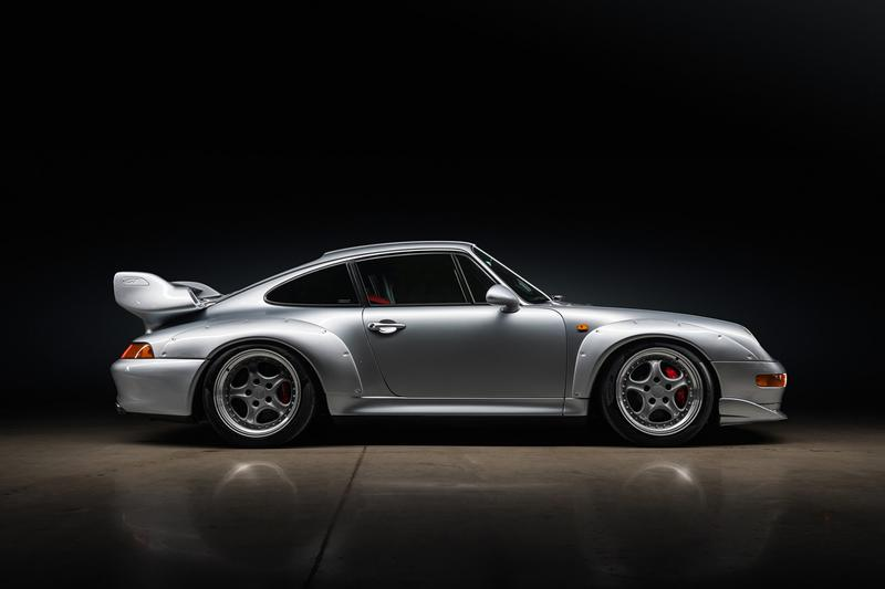 Porsche 911 GT2 RM Sotheby's Palm Beach Auction sale estimate price car model 194 produced WP0ZZZ99ZTS392164 1996