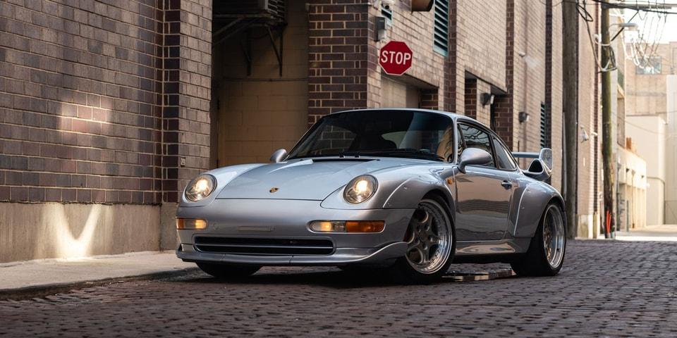 RM Sotheby's to Auction Ultra-Rare Porsche 911 GT2