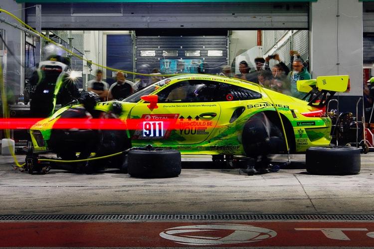 Porsche Documents Toughest Back-to-Back 24-Hour GT Races in 'ENDURANCE'