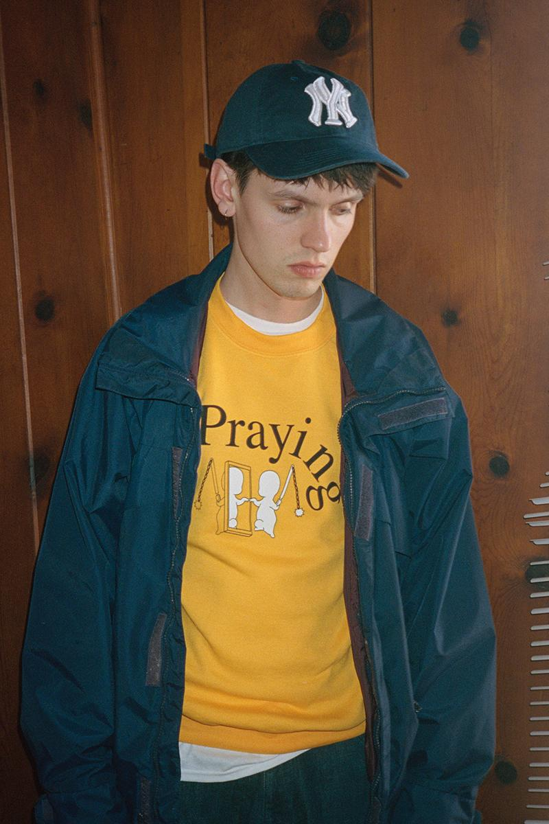 Praying Spring 2020 Collection Lookbook Release Jacket Hoodie T shirt Cap Fatter Buy Price