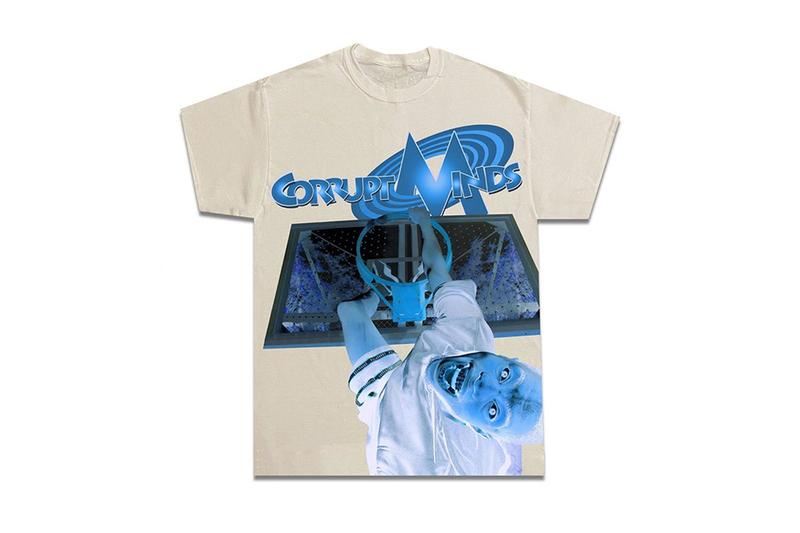 RAYSCORRUPTEDMIND Unveils Graphic-Heavy Merch travis scott t-shirt graphics corrupted mindsets buy purchase info release date