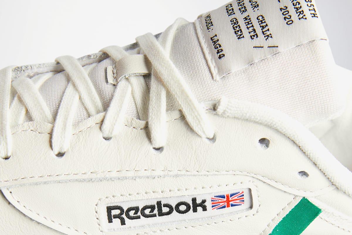 reebok classic club vintage