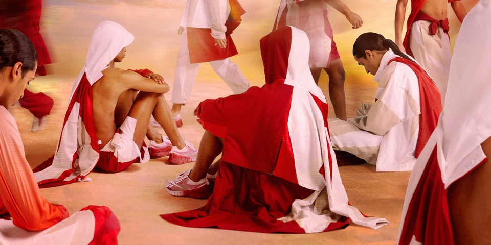 Reebok and Cottweiler Unearth the Zig 3D Storm
