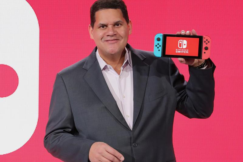 Reggie Fils-Aimé Joining GameStop Board of Directors Nintendo America Info