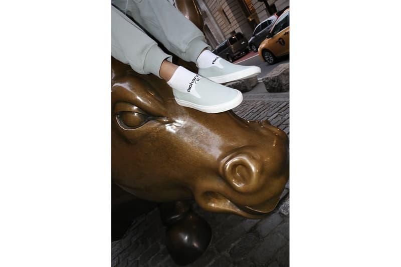 "Richardson SS20 ""Double R"" & ""No"" Collection Lookbooks release info drop date streetwear spring/summer 2020 nylon windbreaker graphics slip on track pants"