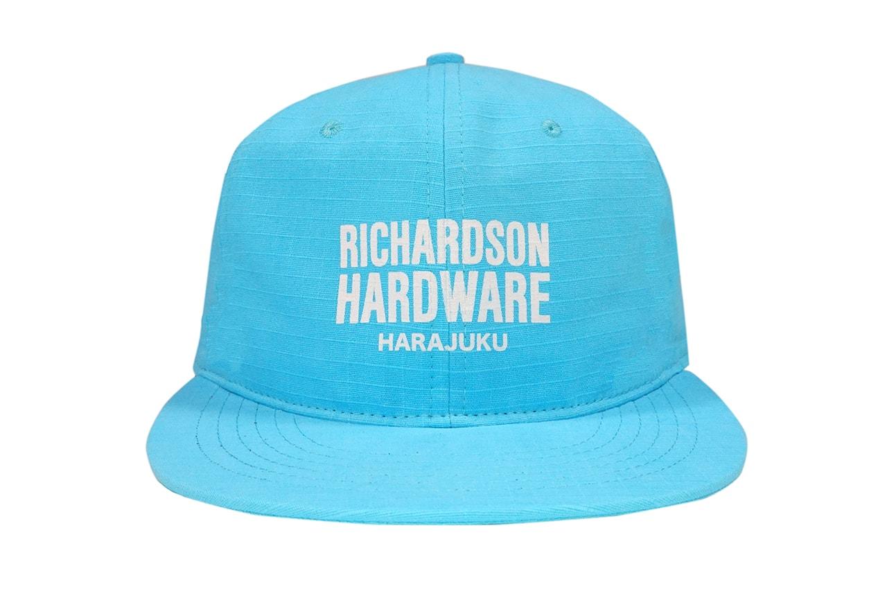 Richardson Tokyo Flagship Store Launch Apparel Nobuyoshi Araki hardware release date info buy 28 2020 opening shop