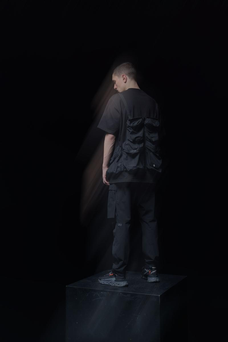 Riot Division Spring/Summer 2020 Lookbook Collection Nullus Pocket System PARTICLE Pants Shorts Jackets 3 CELL 2 CELL Bags Boonie Hats