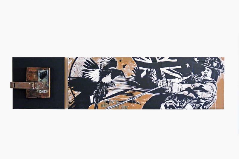 rise exhibition carriageworks australia bushfires charity auction benefit paintings prints