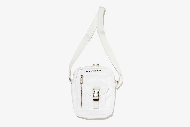 Rothco The WHITE and BLACK Bag Collection Debut army military accessories webbing MOLLE New York Japan Monkey Time Beauty and Youth United ARROWS MA-1