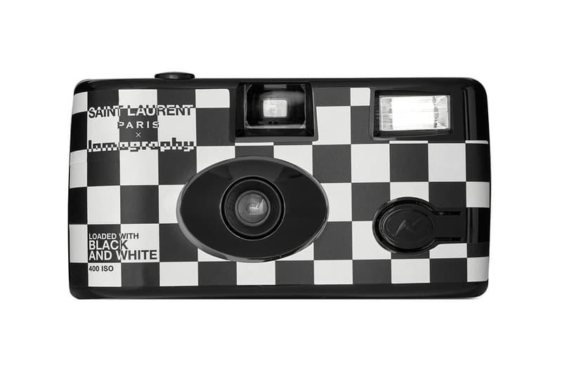 Saint Laurent Rive Droite lomography 35mm cameras release information buy cop purchase paris los angeles