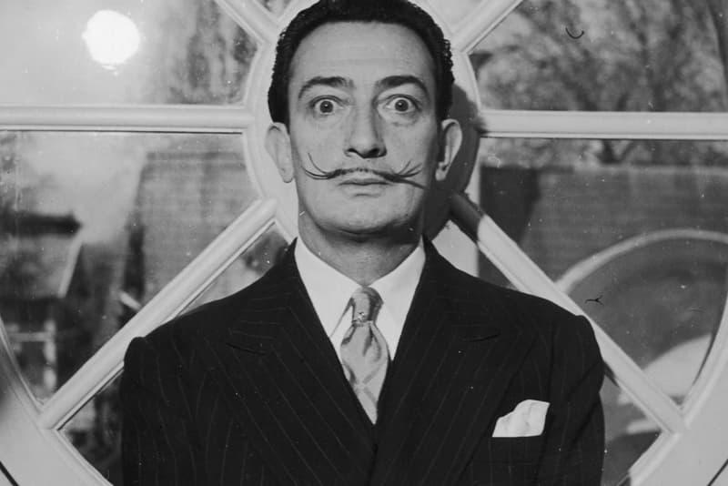 Salvador Dalí Spanish Surrealist Painter