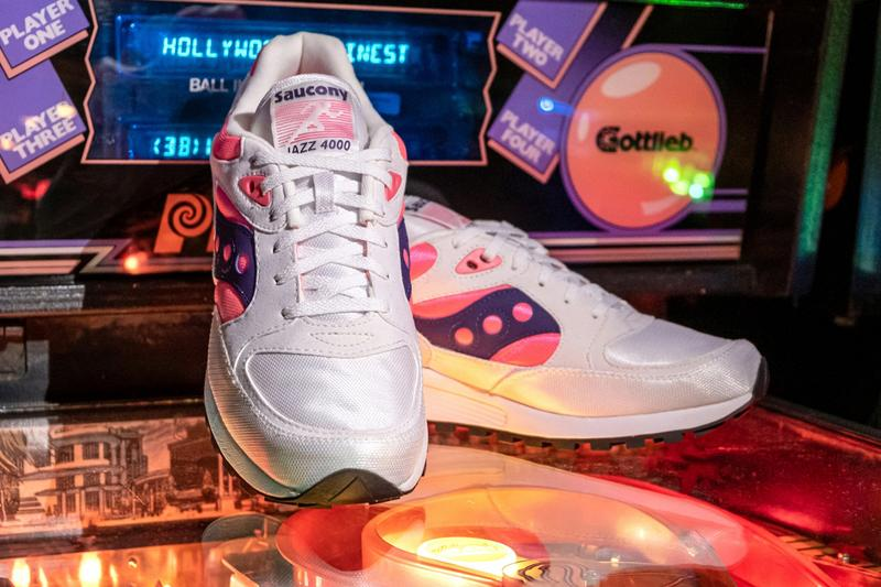 saucony jazz 4000 og white pink purple S70487 1 release date info photos price