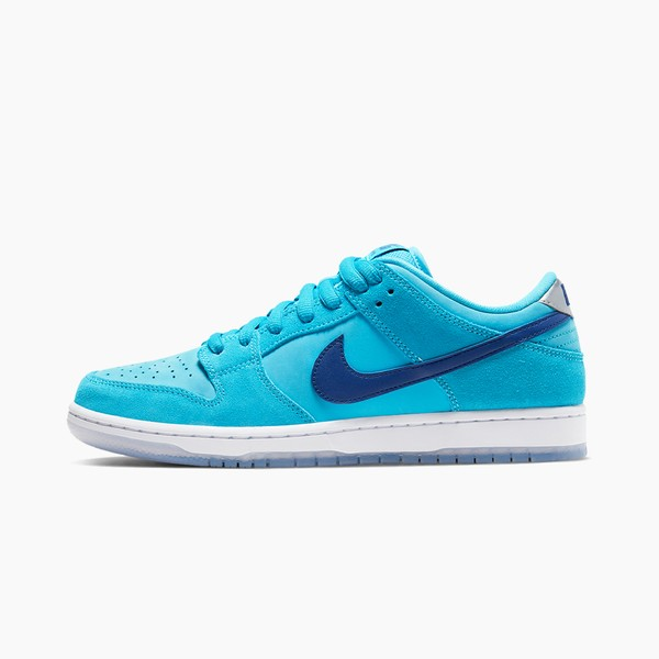 "Nike SB Dunk Low ""Blue Fury"""